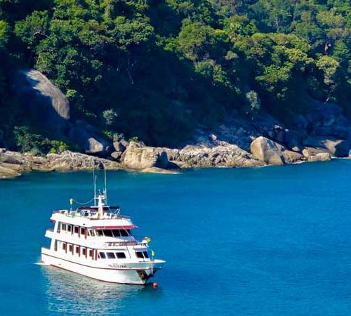 MV Hallelujah At Similan Island eight