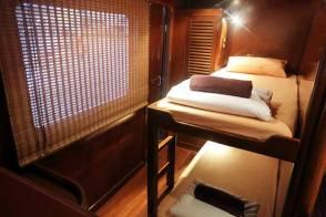Standard Twin Cabin MV Hallelujah