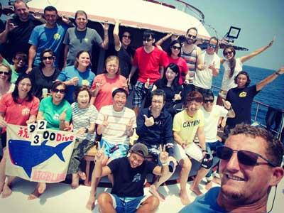 MV Hallelujah Diving Trip Leader Steve Boot